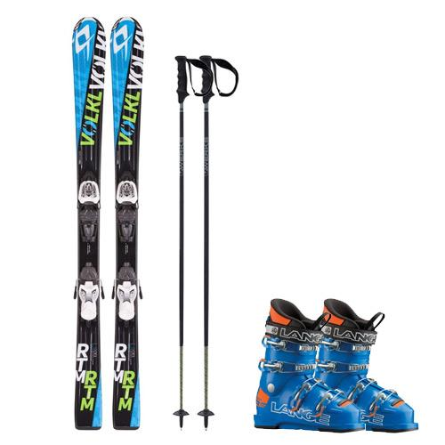 Child Ski Package