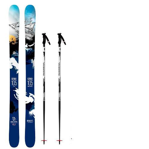 Demo Freeride Ski Only